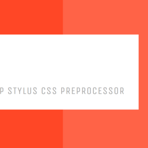 Работаем со Stylus на Windows